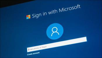 «مايكروسوفت» تعتمد طريقة جديدة لتسجيل الدخول
