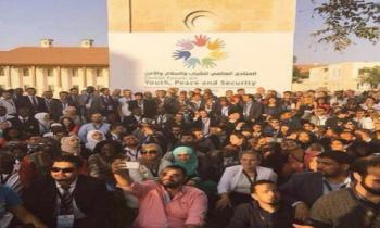 ولي العهد يدعو الشباب الأردني للمشاركة في  ورشة بناء السلام للشباب