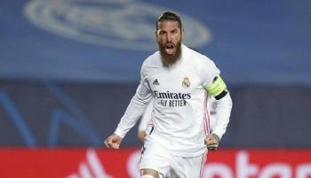 ماذا قدم سيرجيو راموس بقميص ريال مدريد؟