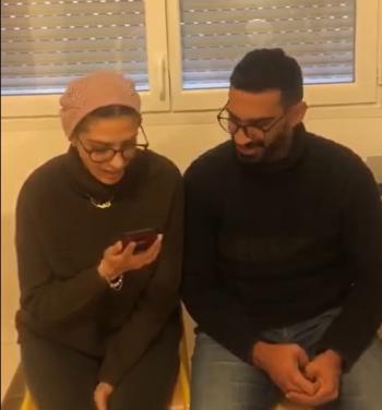 ابو عيد: اتصال جلالتيهما رفع معنويتنا ..  وتروي لـ عمون ما حدث في فرنسا
