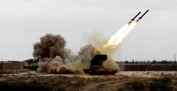 الحوثيون يطلقون صاروخاً تجاه مكة المكرمة ..  وقوات التحالف تعترضه