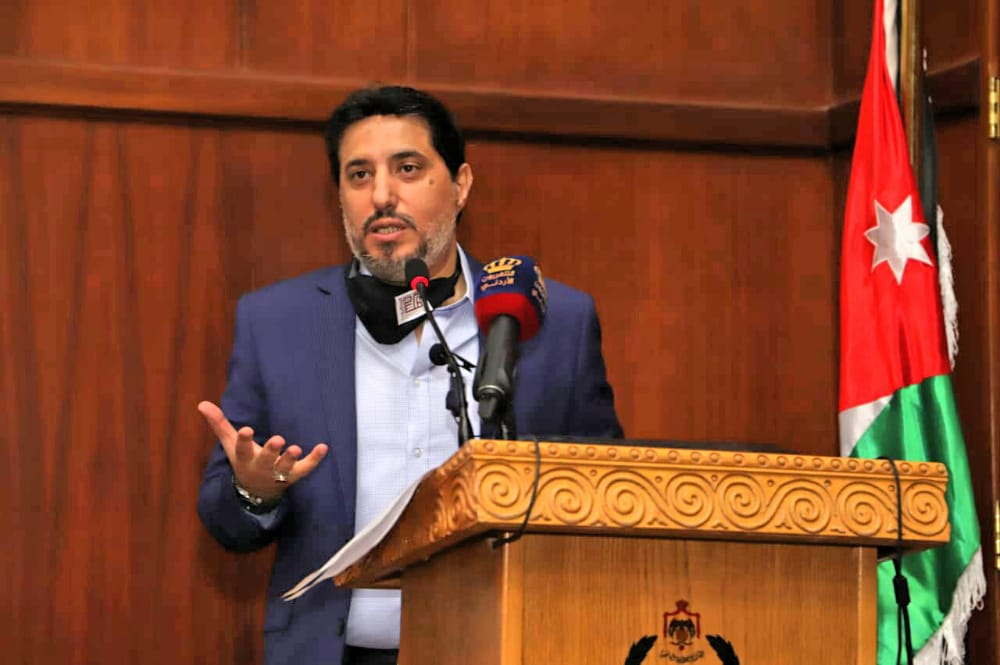 مبادرة جدارا تكرم الكوادر الصحية في مستشفى الأمير حمزة