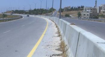 وفاة اثر حادث تصادم في اربد