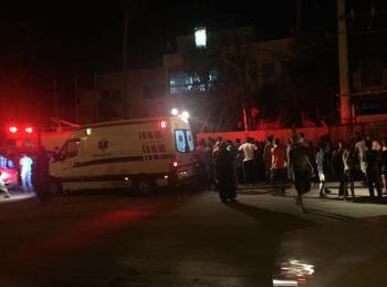 اندلاع حريق داخل بلدية طبقة فحل في الاغوار ..  والأمن يحقق