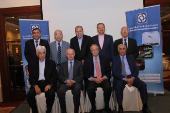 الطباع رئيساً لجمعية رجال الأعمال الأردنيين لدورة جديدة