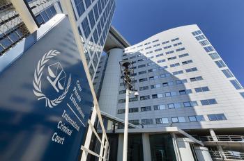 حزب النداء يشيد بقضاة المحكمة الجنائية الدولية