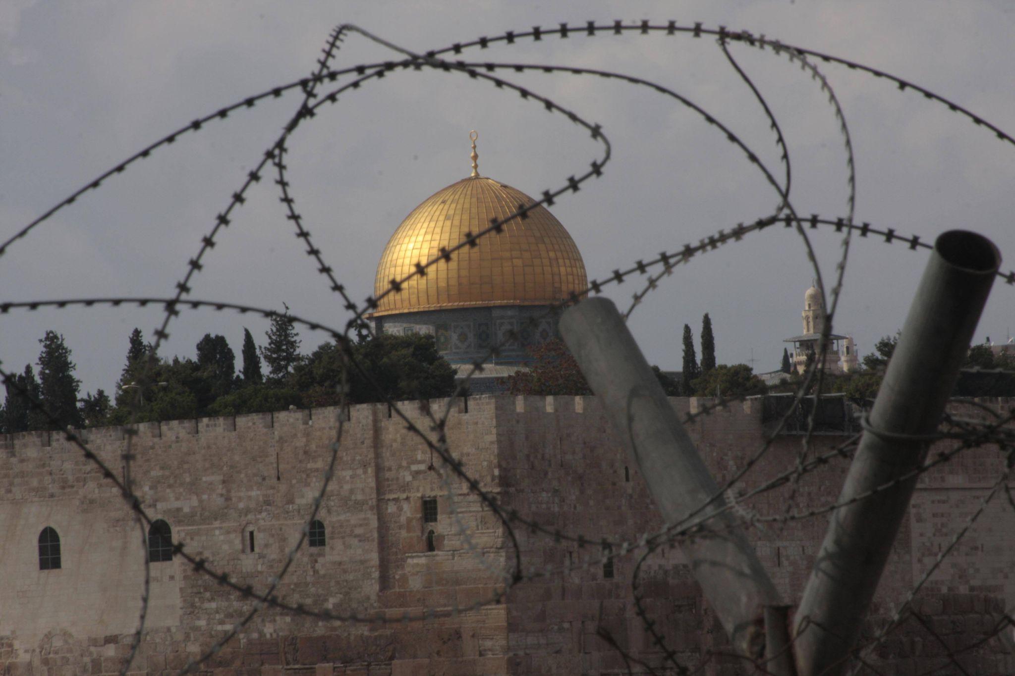 الاحتلال يمنع تنفيذ أعمال ترميم في قبة الصخرة