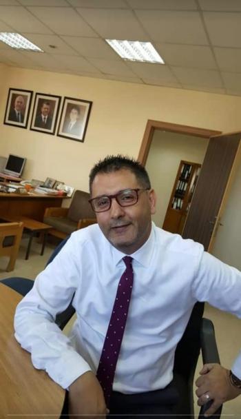 الدكتور نبيل الكردي ..  مبارك الترقية
