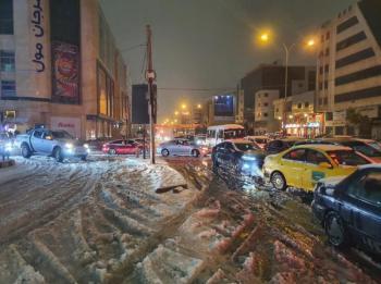 التعميم على شركات التأمين بتغطية حوادث الثلوج