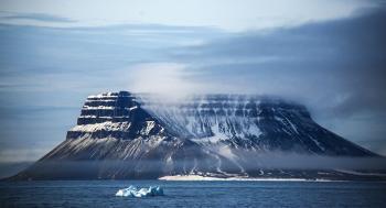 الاحترار في القطب الشمالي يتسارع لمدة 80 سنة