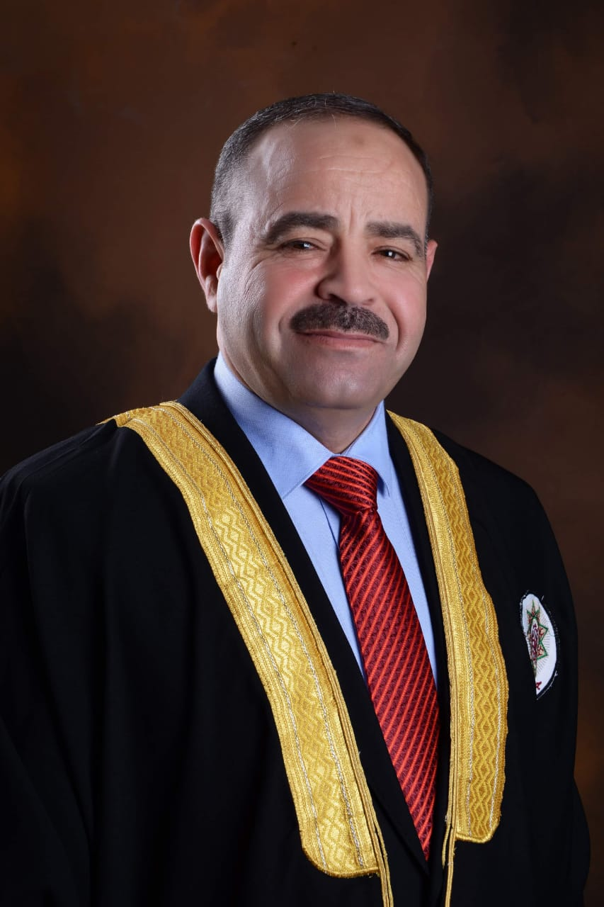د. خليل عمرو المشاقبة