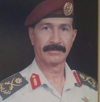 تهنئة للواء المتقاعد احمد العفيشات