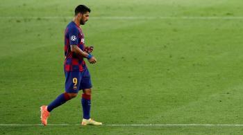 صحيفة: أتلتيكو مدريد ينوي التعاقد مع لويس سواريز من برشلونة