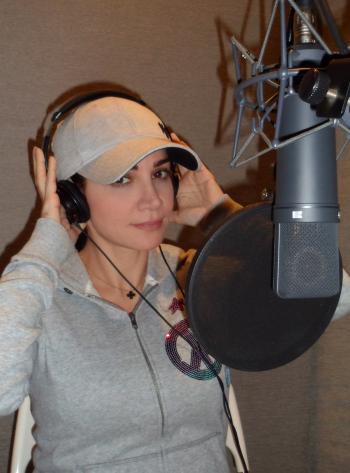 ديانا حداد تستعد لإطلاق إلى هنا تعاونها الأول مع الملحن علي صابر