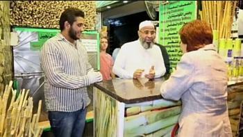الاميرة بسمة: ما أطيب أجواء عمان الرمضانية في وسط البلد