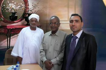 عمر عبدالرحمن الجبالي ..  مبارك الدكتوراة