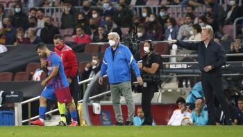كومان يوجه رسالة لجماهير برشلونة