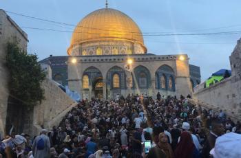 عشائر العامر بني صخر: لا تنازل عن الثوابت الأردنية في الدفاع عن القدس