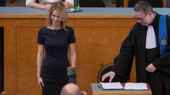 كايا كالاس ..  أول امرأة تتولى رئاسة الوزراء في تاريخ إستونيا