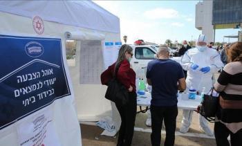 إسرائيل تسجل 154 إصابة جديدة بكورونا