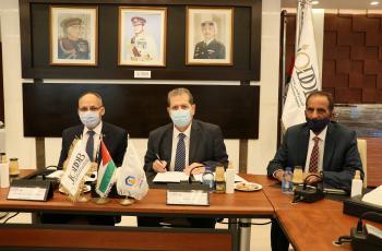 عمان العربية والمركز الأردني للتصميم والتطوير يوقعان اتفاقية تعاون