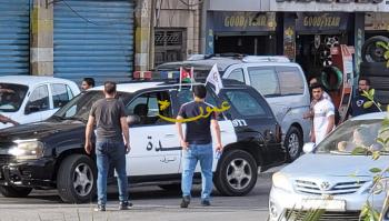 سائق مركبة يعتدي على دورية شرطة ويلوذ بالفرار في الزرقاء