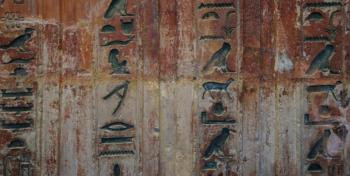 اللغة المصرية القديمة ..  كلمات لا يزال يتحدث بها المصريون