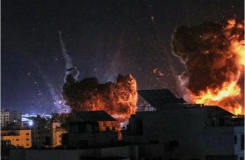 ارتفاع حصيلة العدوان على غزة الى 213 شهيداً