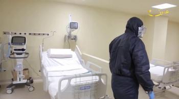 70 إصابة كورونا في العناية الحثيثة بمستشفى حمزة