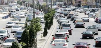 عودة الازدحامات الى شوارع عمان مع فتح المدارس