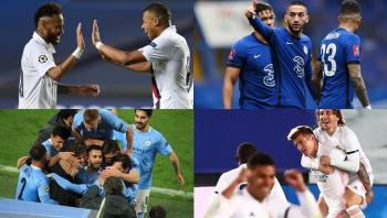 مواعيد مباريات الدور نصف النهائي لدوري أبطال أوروبا