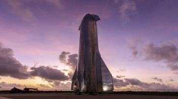 للمرة الرابعة ..  سبيس إكس تطلق صاروخا اختباريا استعدادا لرحلة تاريخية