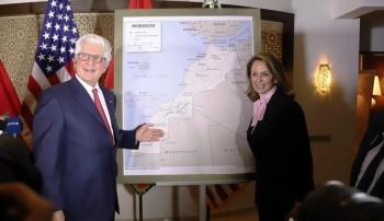المنصة الدولية ترحب بقرار أمريكا حول الصحراء المغربية