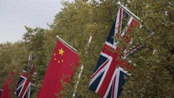 استدعاء السفير الصيني في لندن على خلفية فرض قانون الأمن الوطني في هونغ كونغ