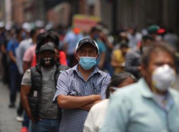 المكسيك: 624 وفاة و4841 إصابة جديدة بكورونا