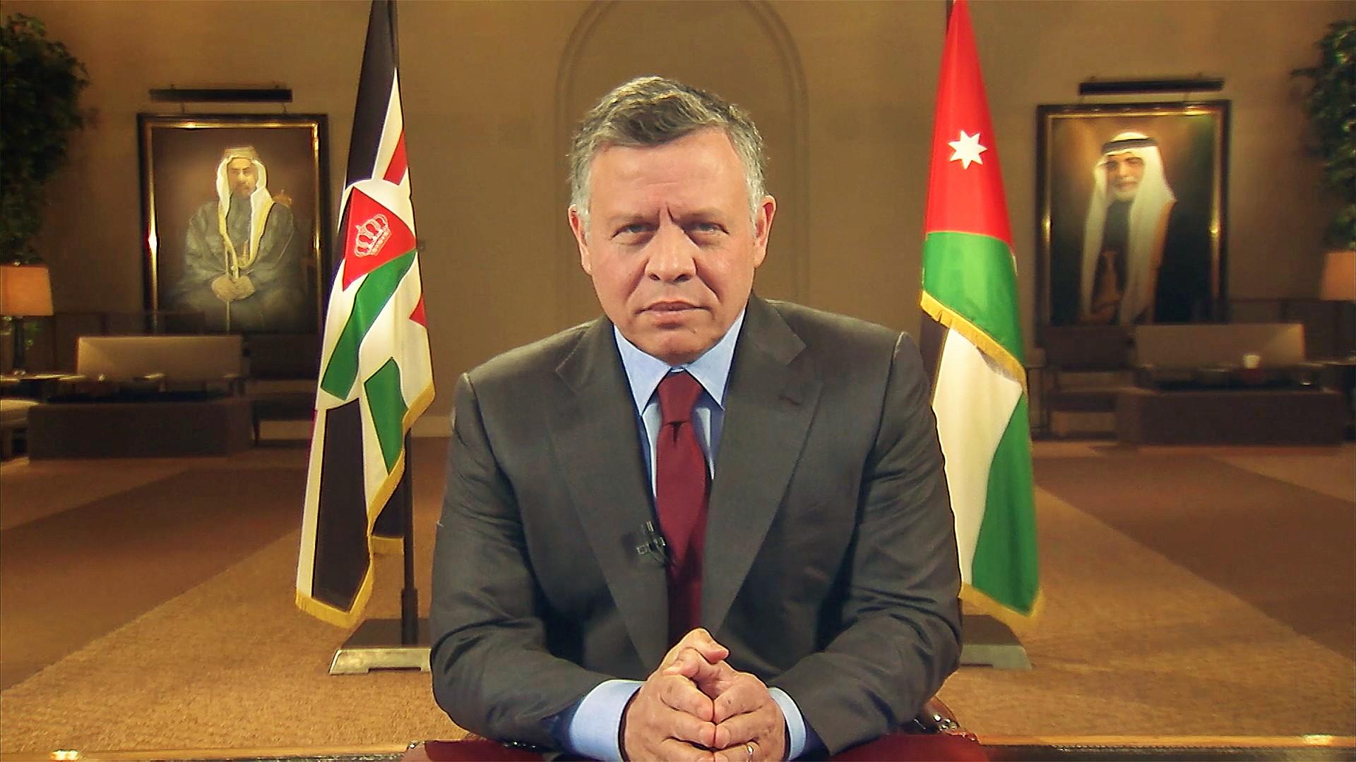 الملك يتبادل التهاني مع عدد من قادة الدول العربية بمناسبة عيد الفطر