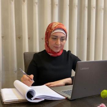رسالة ماجستير في الشرق الأوسط تناقش أنشطة الائتلاف الصحي الأردني لحماية المريض