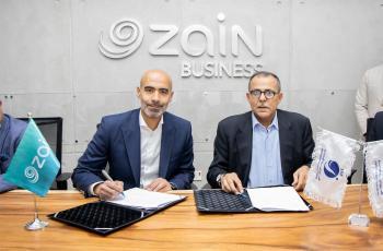 زين تجدّد اتفاقية التعاون مع شركة الأسواق الحرّة الأردنية