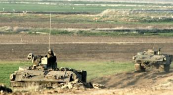 قوات الاحتلال تتوغل شرقي غزة
