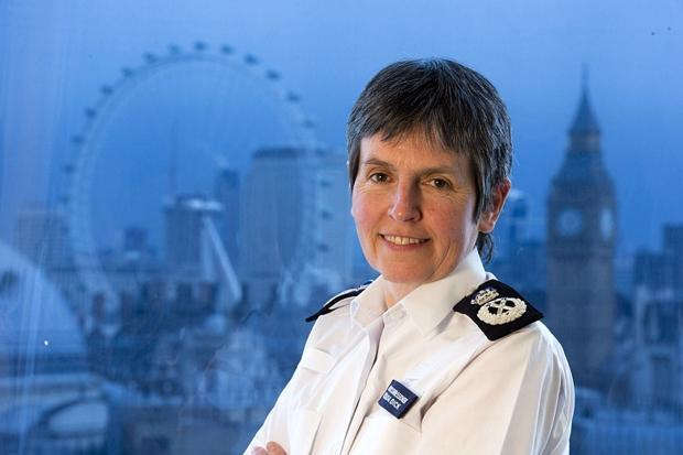 تعيين أول امرأة لقيادة شرطة لندن