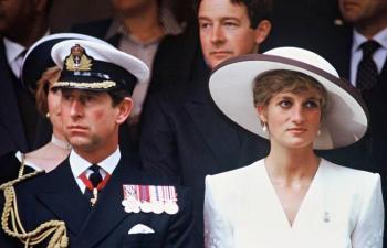 ذكرى وفاة ديانا تعيد ضرب شعبية تشارلز لدى البريطانيين