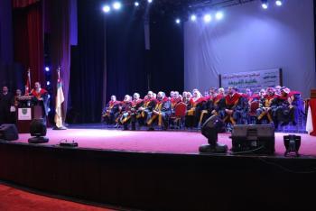 الأردنية تحتفي بتخريج طلبة الفوج 47 من طلبة كلية الشريعة