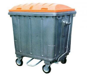 مطلوب شراء وتوريد حاويات نفايات معدنية