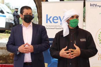 مفاتيح للتنمية توقع 3 اتفاقيات لدعم ملتقى سيدات عبين عبلين