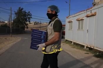 تكية أم علي تطلق حملتها الرمضانية نطعمهم بزكاة أموالكم (صور، فيديو)
