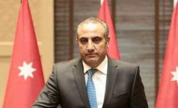 الخصيلات يهنئ امين عمان