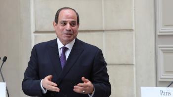 السيسي للمصريين: أخبار تحديد النسل إيه؟