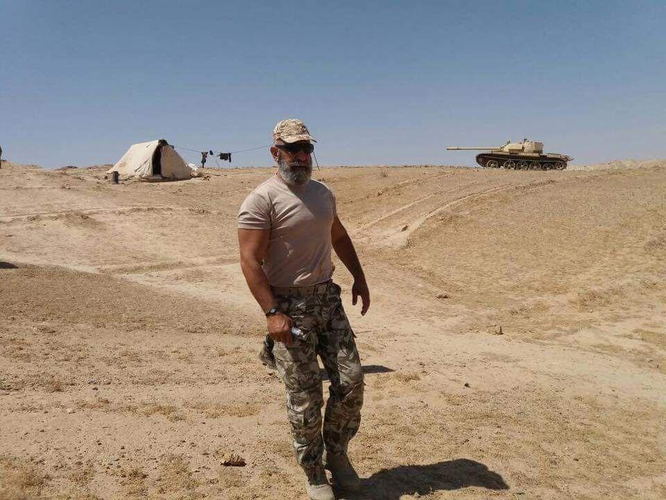 مقتل العميد زهر الدين ..  أحد ابرز أذرع النظام السوري في دير الزور