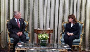 الملك يؤكد عمق العلاقات التاريخية بين الأردن واليونان