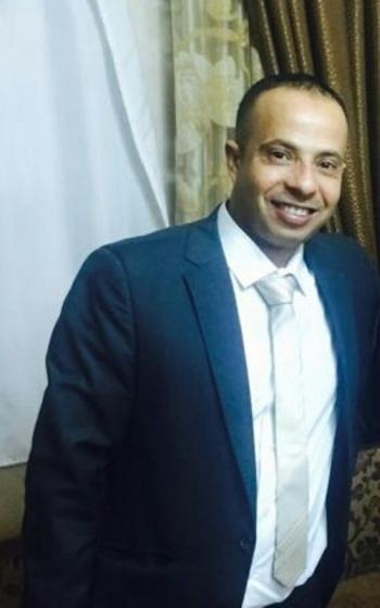 عبد الحميد المساعفة .. زفاف مبارك